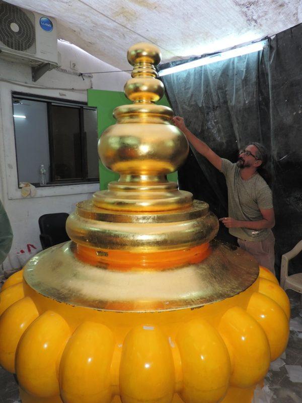 Gold Leaf Work DSCN3618_2