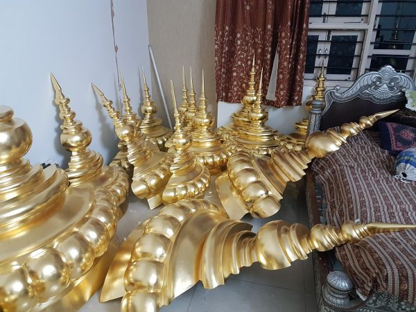 Gold Leaf Work20161030_224954