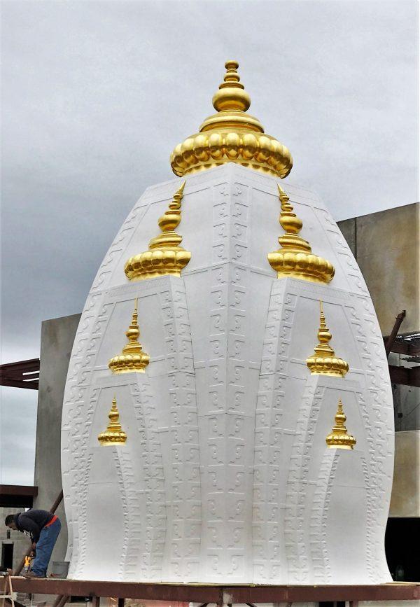 Radha Krishna Temple, Texas, USA 01