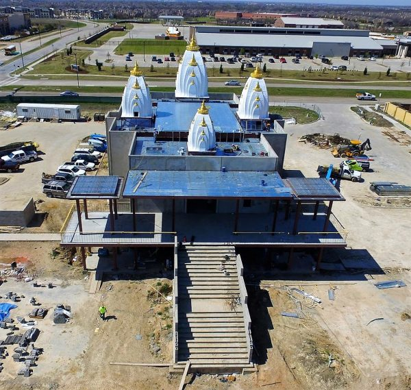 Radha Krishna Temple, Texas, USA 1