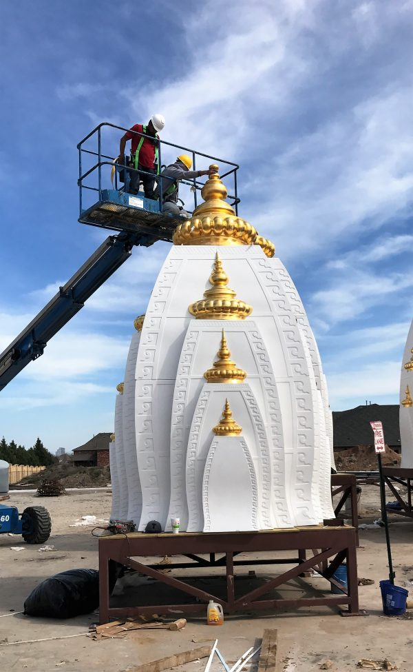 Radha Krishna Temple, Texas, USA 5