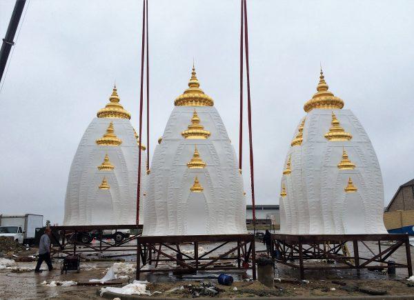 Radha Krishna Temple, Texas, USA 6