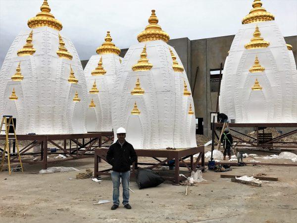 Radha Krishna Temple, Texas, USA 8