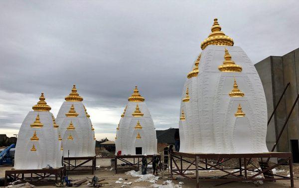 Radha Krishna Temple, Texas, USA 9